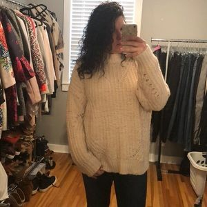 Oversized Loft Sweater